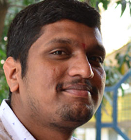 Key Account Manager, Finance Management Sunil Kumar, Applied Wonder